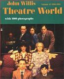 Theatre World 1990-1991, John Willis, 1557831262