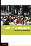 Fair Governance : Paternalism and Perfectionism, Buckley, Francis H. and Buckley, F. H., 0195341260