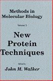 New Protein Techniques, , 0896031268