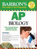 Barron's AP Biology with CD-ROM, 4th Edition, Deborah Goldberg, 1438071264