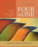Four in One : Rhetoric, Reader, Research Guide, and Handbook, Dornan, Edward A. and Dees, Robert, 0321481267
