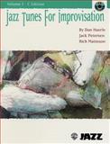 Jazz Tunes for Improvisation, Vol 1, Dan Haerle and Jack Petersen, 0769201261
