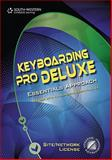 Keyboarding Pro Deluxe Essentials Version 1. 3 Keyboarding, Lessons 1-120, South-Western Educational Publishing, 0538731273