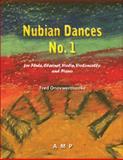 Nubian Dances No. 1 : Quintet for Flute, Clarinet, Violin, Violoncello and Piano, J. H. Kwabena Nketia, 1934621277