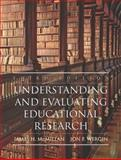 Understanding and Evaluating Educational Research, McMillan, James H. and Wergin, Jon F., 0131721275