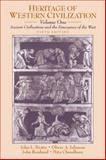 Heritage of Western Civilization : Ancient Civilizations and the Emergence of the West, Beatty, John L. and Johnson, Oliver A., 0130341274