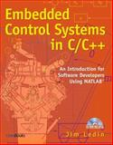 Embedded Control Systems in C/C++, Ledin, Jim, 1578201276