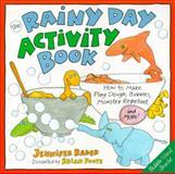 The Rainy Day Activity Book, Jennifer Rader, 0385481276