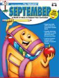 September Monthly Idea Book, Becky Andrews, 1562341278