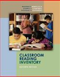 Classroom Reading Inventory, Silvaroli, Nicholas J. and Wheelock, Warren H., 007313127X