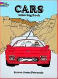 Cars Coloring Book, Steven James Petruccio, 0486291278