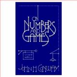 On Numbers and Games, Conway, John Horton, 1568811276