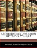 Geschichte Der Englischen Litteratur, Volume 1, Bernhard Aegidius Konrad ten Brink, 1142471276