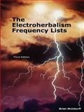 The Electroherbalism Frequency Lists, Brian McInturff, 143032127X