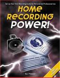 Home Recording Power!, Ben Milstead, 1592001270