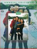 Annual Editions : The Family 04/05, Gilbert, Kathleen R., 0072861282