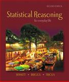 Statistical Reasoning for Everyday Life, Bennett, Jeffrey O. and Briggs, William L., 0201771284