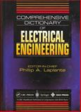 Comprehensive Dictionary of Electrical Engineering, Laplante, Phillip, 0849331285