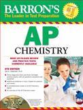 Barron's AP Chemistry with CD-ROM, 6th Edition, Neil D. Jespersen, 1438071280