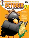 October Monthly Idea Book, Becky Andrews, 1562341286