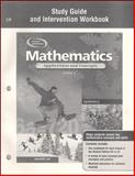 Mathematics : Applications and Concepts, Course 2, Glencoe McGraw-Hill Staff, 0078601282