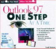 Outlook, '97 One Step at a Time, Reisner, Trudi, 076453128X