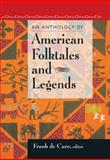 An Anthology of American Folktales and Legends, , 0765621290