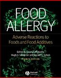Food Allergy : Adverse Reactions to Foods and Food Additives, , 1405151293