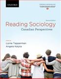 Reading Sociology 2nd Edition