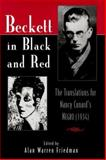 Beckett in Black and Red : The Translations for Nancy Cunard's Negro, , 0813121299