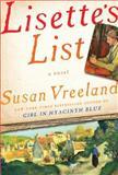 Lisette's List, Susan Vreeland, 1410471292