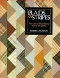 Plaids and Stripes, Roberta M. Horton, 0914881299