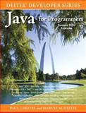 Java for Programmers, Deitel, Harvey M. and Deitel, Paul J., 0137001290