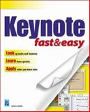 Keynote Fast and Easy, Bucki, Lisa A., 1592001297