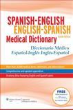 Spanish-English English-Spanish Medical Dictionary : Diccionario Médico Español-Inglés Inglés-Español, Grabb, Lola L. and McElroy, Onyria Herrera, 1608311295