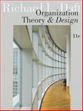 Organization Theory and Design, Daft and Daft, Richard L., 1111221294