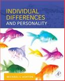 Individual Differences and Personality, Ashton, Michael C. , 0123741297
