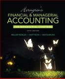 Horngren's Financial and Managerial Accounting, the Managerial Chapters, Mattison, Brenda L. and Matsumura, Ella Mae, 013385129X