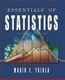 Essentials of Statistics, Triola, Mario F., 0201771292