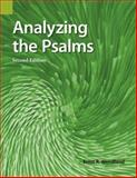 Analyzing the Psalms, Wendland, Ernst R., 1556711298