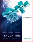 Simulation Using ProModel, Harrell, Charles and Ghosh, Biman K., 0073401307