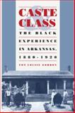 Caste and Class : The Black Experience in Arkansas, 1880-1920, Gordon, Fon, 0820331309