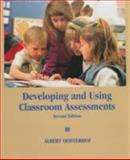 Developing and Using Classroom Assessments, Oosterhof, Albert, 0130801305