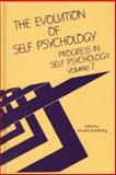 The Evolution of Self Psychology, , 0881631302