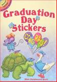 Graduation Day Stickers, Ellen Christiansen Kraft, 0486471306