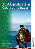 AQA Level 1/2 Certificate in Geography, Judith Canavan, 140852130X