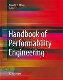 Handbook of Performability Engineering, Misra, Krishna B., 1848001304