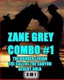 Zane Grey Combo #1, Zane Grey, 1492111309