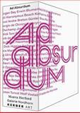 'Ad Absurdum', Jan Hoet, Michael Kroger, Jurgen Meyer, 386678130X