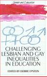Challenging Lesbian and Gay Inequalities in Education, , 0335191304